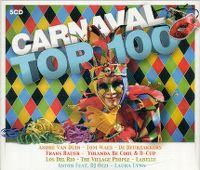 Cover  - Carnaval Top 100 [2011]